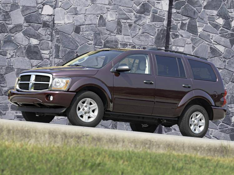 Фото Dodge Durango II - схожий с Toyota Land Cruiser 70