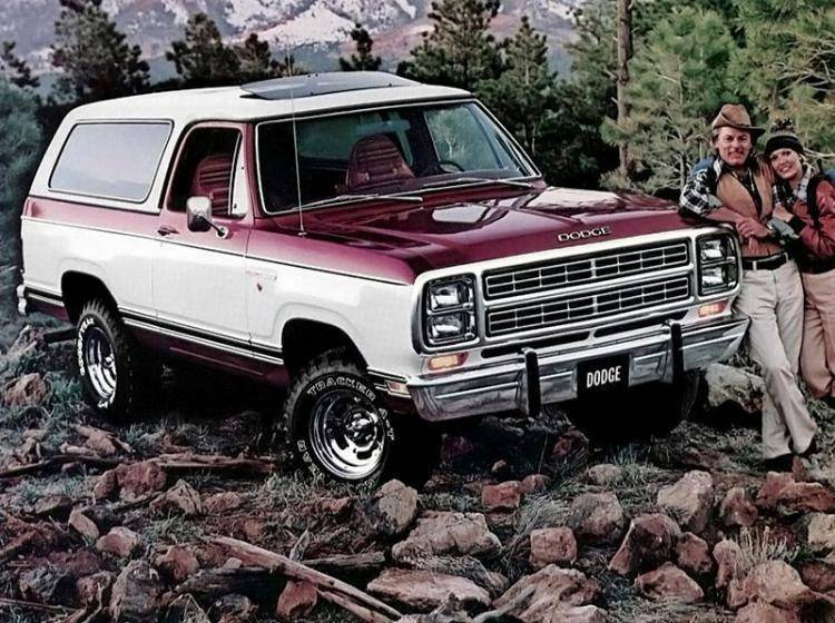 фотография Dodge Ramcharger I