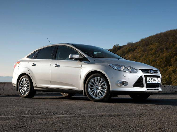 Фото Ford Focus III - схожий с Ford Focus (North America) II