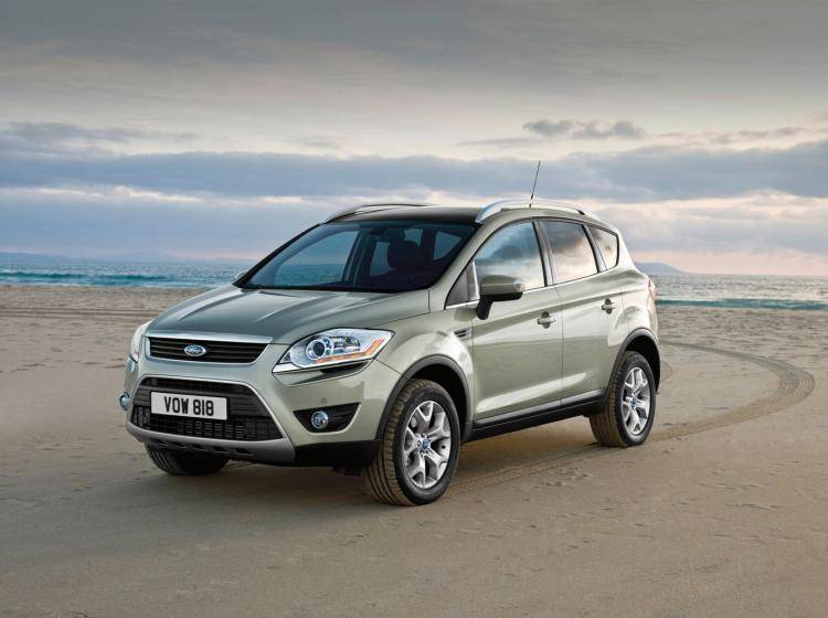 Фото Ford Kuga I - схожий с Ford Escape II