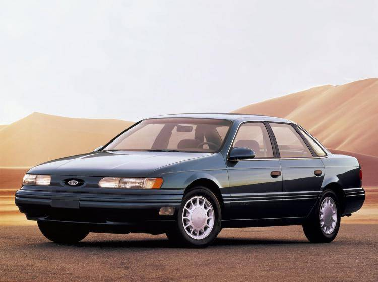 Ford Taurus Ii 2.9 AT (142 л.с.) седан