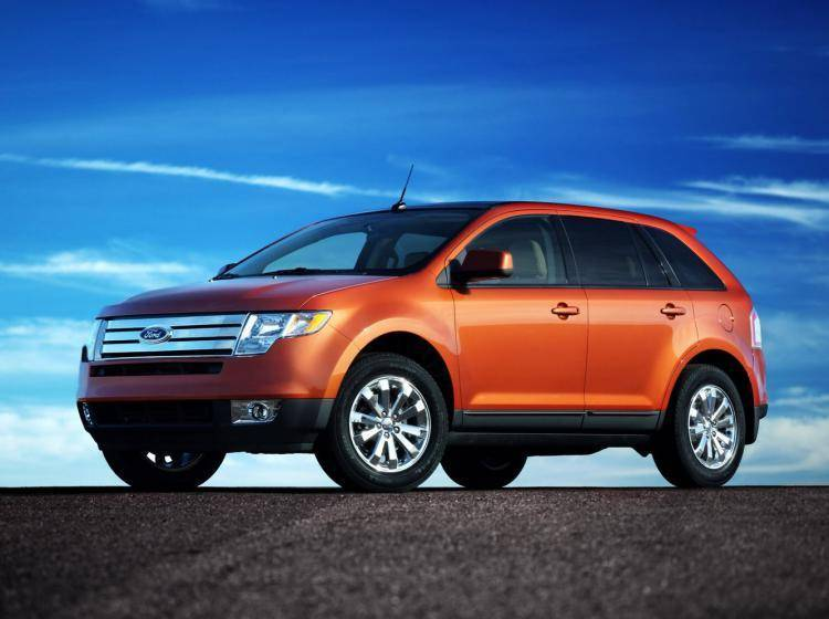 Фото Ford Edge I - схожий с Ford Escape II