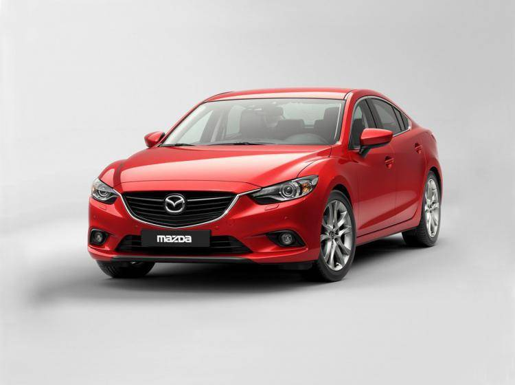 Mazda 6 Gj Supreme 2.0 AT (150 л.с.) седан