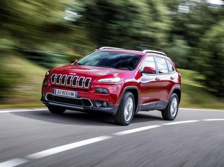 Jeep Cherokee Kl Sport 2.4 AT (177 л.с.)