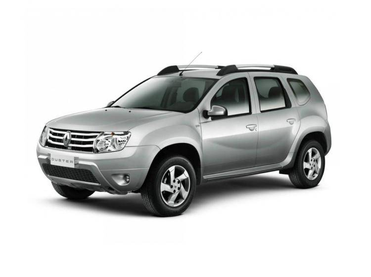 Renault Duster I Expression 1.6 MT (102 л.с.)
