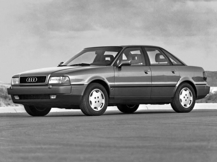 Фото Audi 90 B4 - конкурент Honda Accord IV