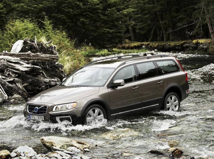 Volvo Xc70 Ii Kinetic 2.0 AT (163 л.с.)