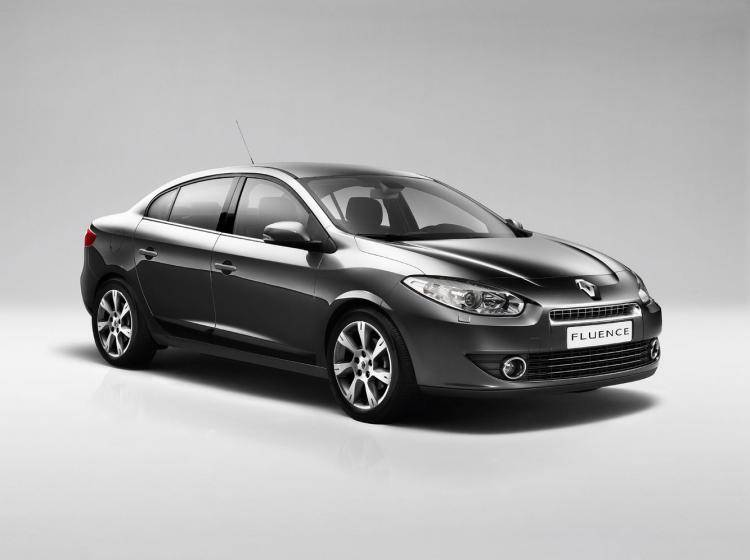 Фото Renault Fluence I - схожий с Ford Focus (North America) II