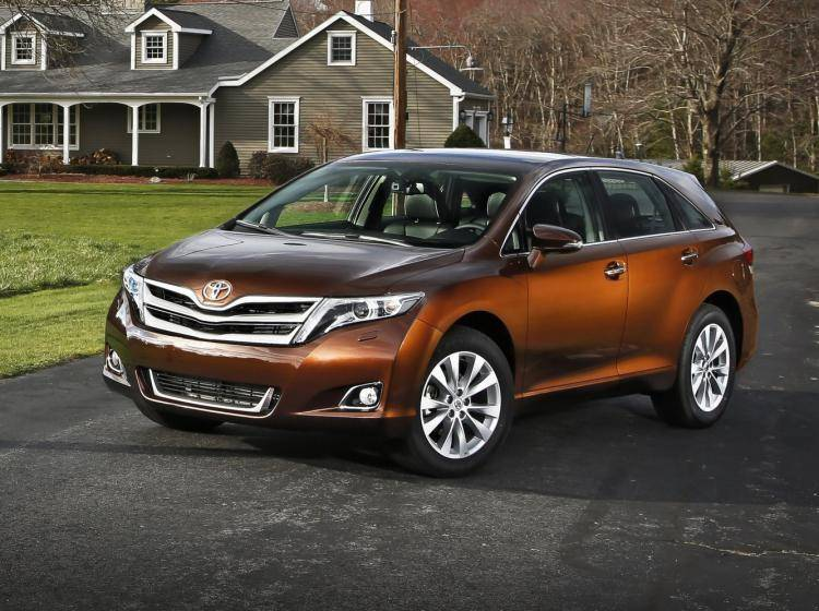 Фото Toyota Venza I рестайлинг - схожий с Ford Escape II