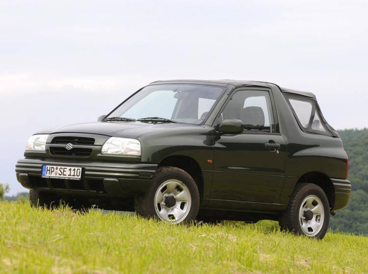 Фото Suzuki Grand Vitara FT - схожий с Toyota Land Cruiser 70