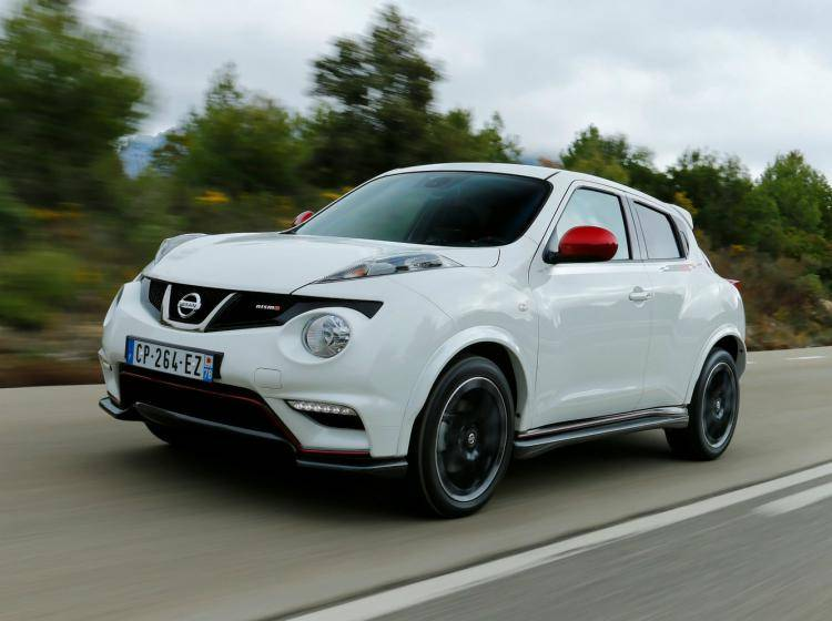 Фото Nissan Juke Nismo YF 15 - схожий с Ford Escape II