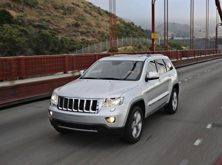 Jeep Grand cherokee Wk2 Limited 3.0 AT (241 л.с.) 4×4