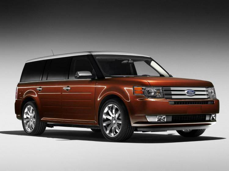 Фото Ford Flex I - схожий с Ford Escape II