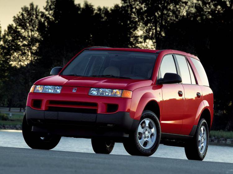 Фото Saturn VUE I - схожий с Toyota Land Cruiser 70