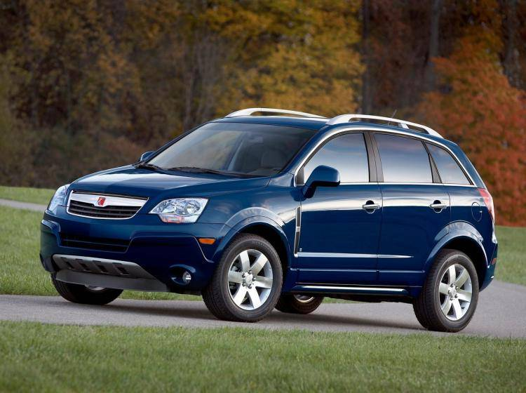 Saturn Vue Ii 2.4 AT (168 л.с.)