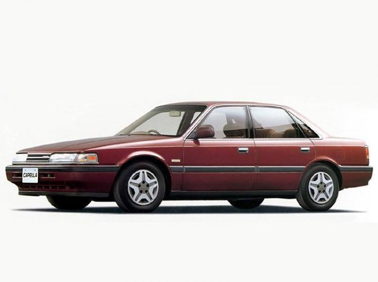 Фото Mazda Capella GD - конкурент Ford Taurus II