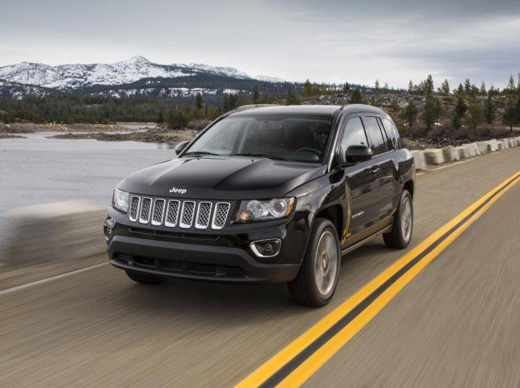 Фото Jeep Compass I рестайлинг - схожий с Ford Escape II