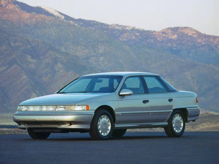 Фото Mercury Sable II - конкурент Ford Taurus II