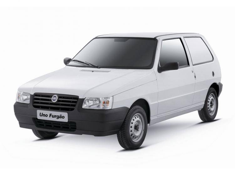Фото Fiat UNO I рестайлинг - конкурент Honda City II