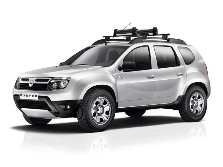 Фото Dacia Duster I - схожий с Ford Escape II