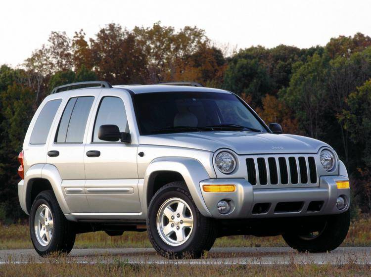 Jeep Liberty Kj 2.4 MT (150 л.с.)