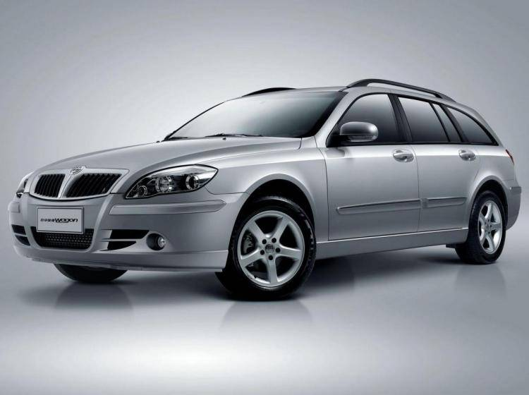 Фото Brilliance M2 (BS4) I - конкурент Volvo XC70 II