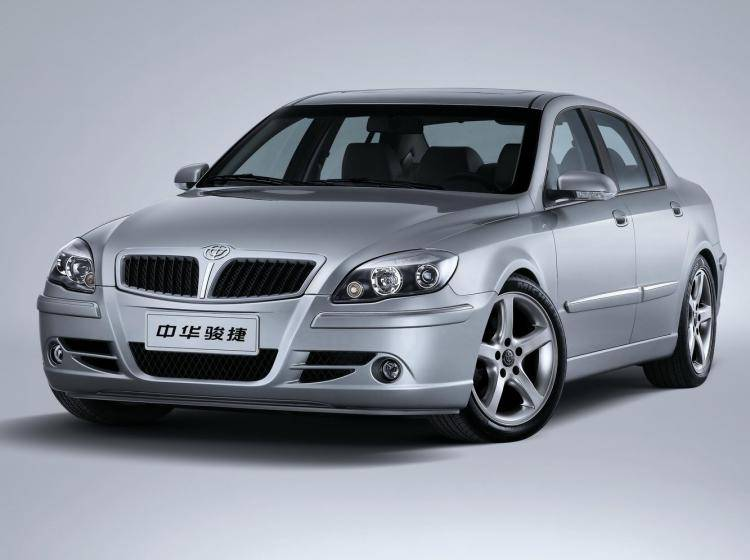 Фото Brilliance M2 (BS4) I - конкурент BMW 3er E90-E93