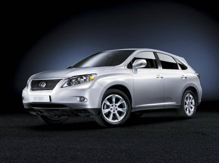 Lexus Rx Iii Comfort 2.7 AT (188 л.с.)