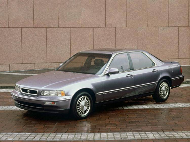 Фото Acura Legend II - конкурент Honda Accord IV