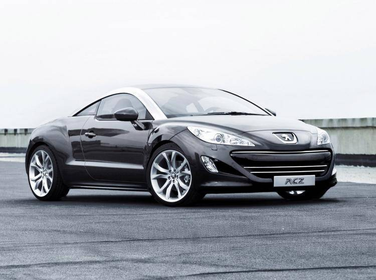 Фото Peugeot RCZ I - схожий с Ford Focus (North America) II
