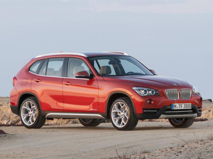 Фото BMW X1 E84 рестайлинг - схожий с Ford Escape II