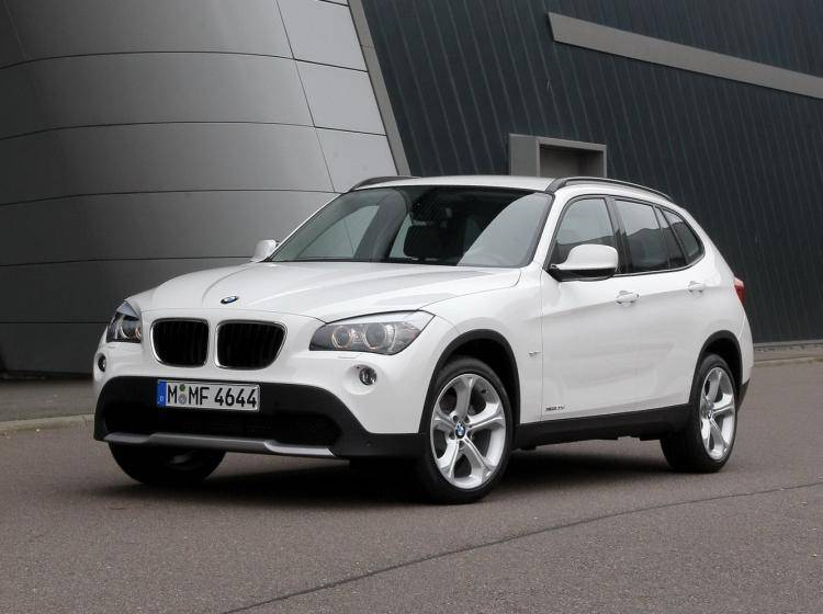 Фото BMW X1 E84 - схожий с Ford Escape II