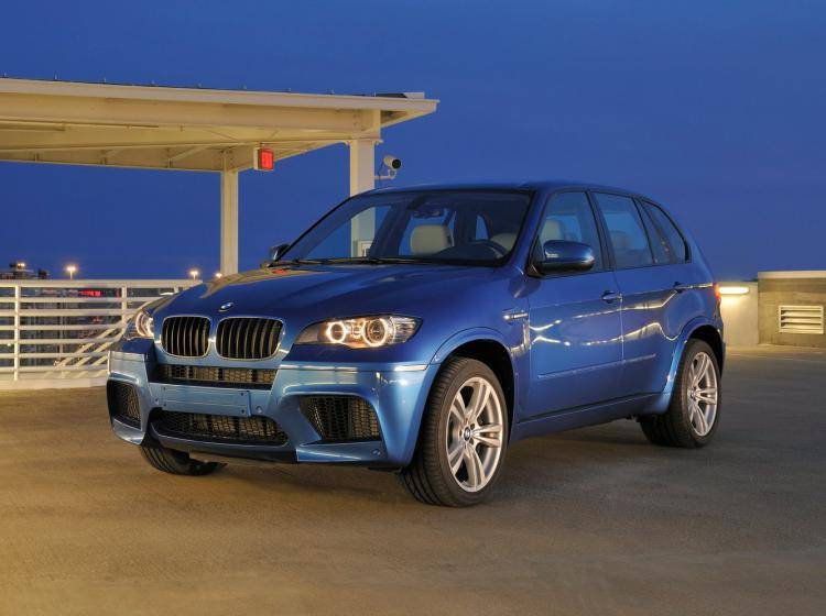 Фото BMW X5 M E70 - схожий с Ford Escape II