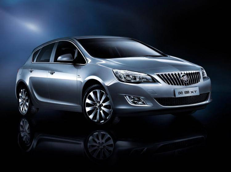 Фото Buick Excelle II - схожий с Ford Focus (North America) II