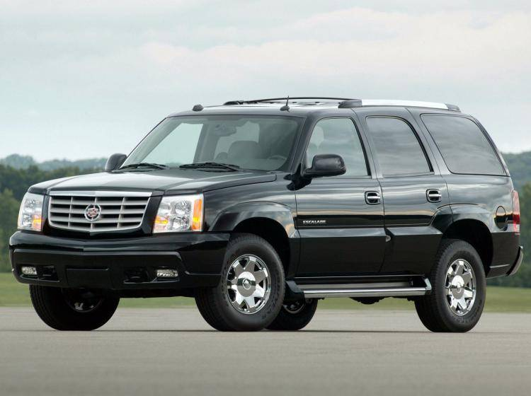 Фото Cadillac Escalade II - схожий с Toyota Land Cruiser 70