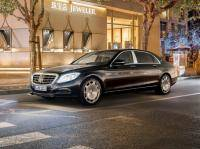 Фото Maybach S-klasse