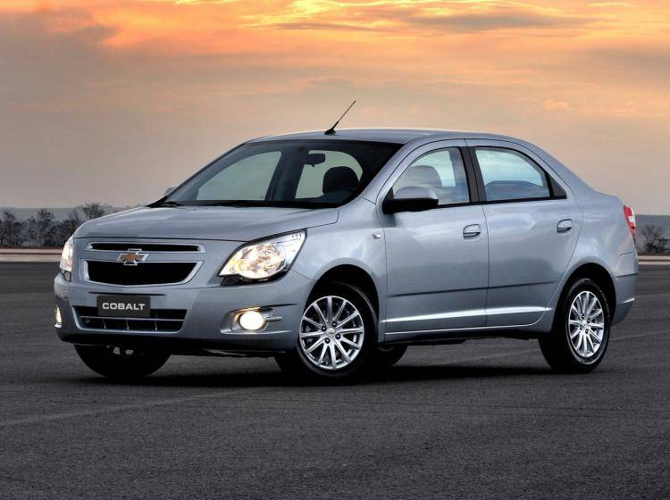 Chevrolet Cobalt Ii LT 1.5 AT (105 л.с.)