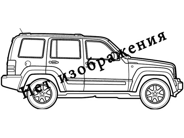 Фото Isuzu Wizard I - конкурент Toyota Land Cruiser 80
